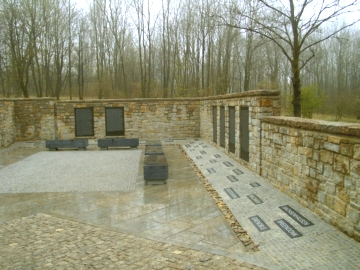 Little Camp (Buchenwald Concentration Camp) Marker