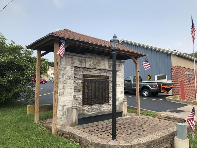 Derry Township Veterans Memorial image. Click for full size.