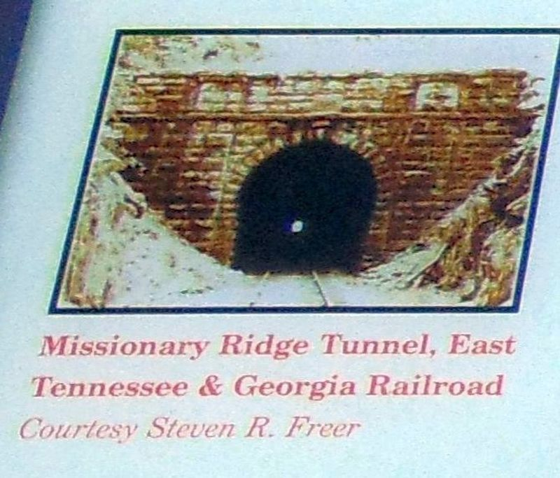 Missionary Ridge Tunnel image. Click for full size.