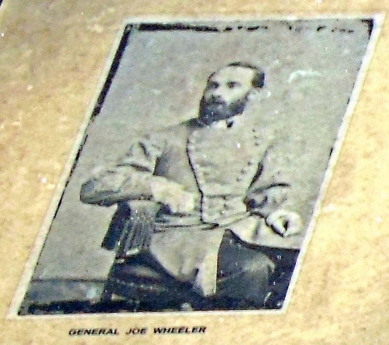 General Joe Wheeler image. Click for full size.