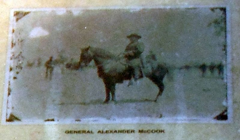 General Alexander McCook image. Click for full size.
