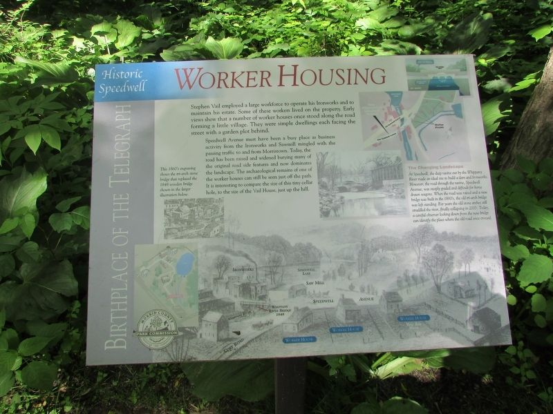 Worker Housing Marker image. Click for full size.