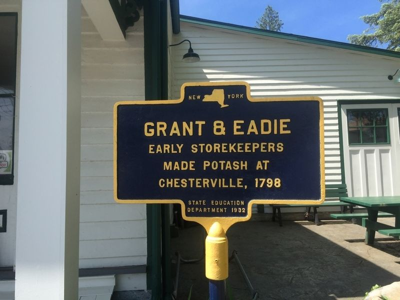 Grant & Eadie Marker image. Click for full size.