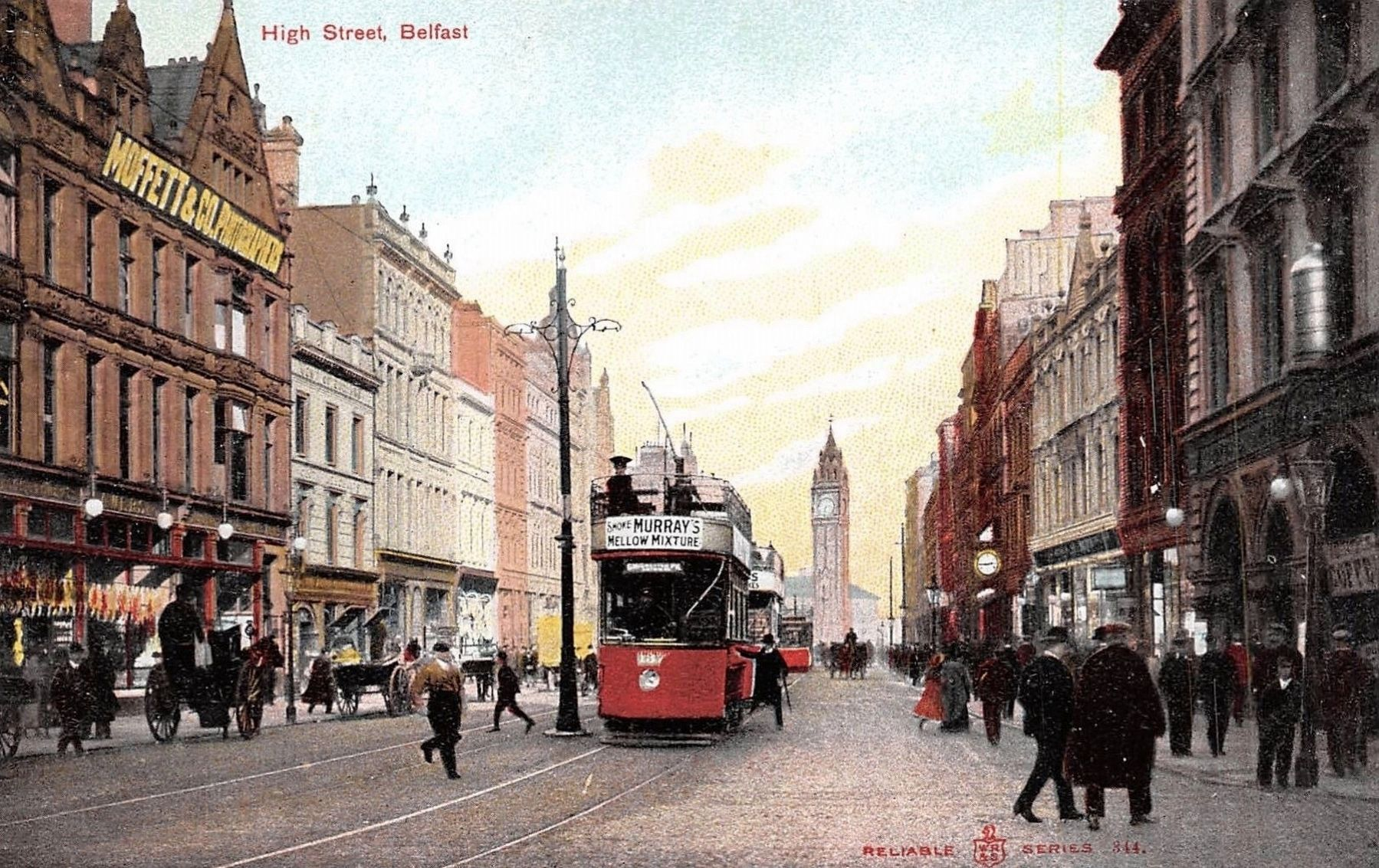 <i>High Street, Belfast</i> image. Click for full size.