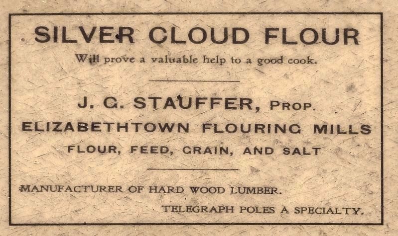 Silver Cloud Flour image. Click for full size.