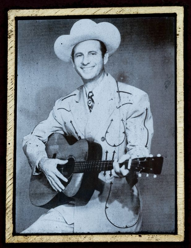 Lloyd Copas, the Oklahoma Cowboy (1913–1963) image. Click for full size.