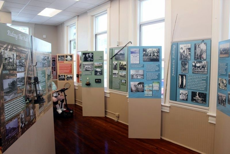 South Ward School Museum image. Click for full size.