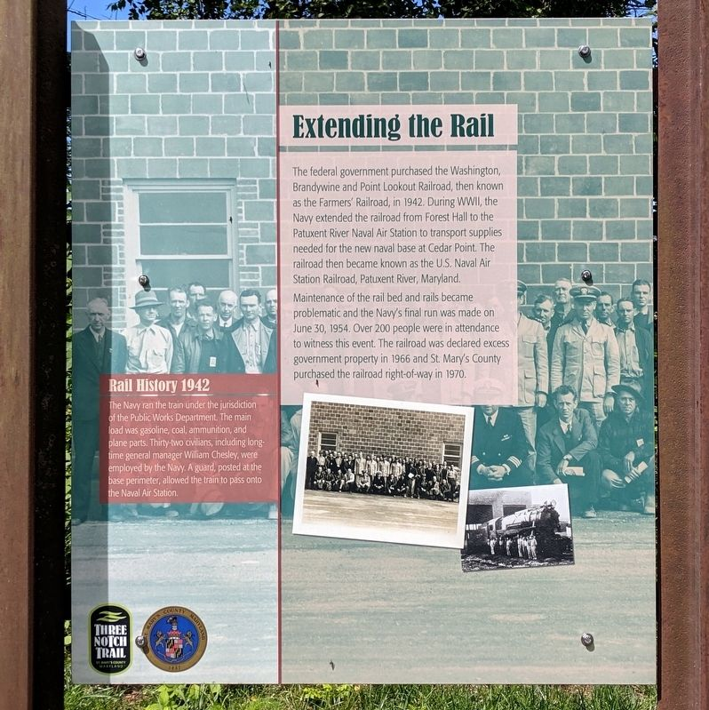 Extending the Rail Marker image. Click for full size.