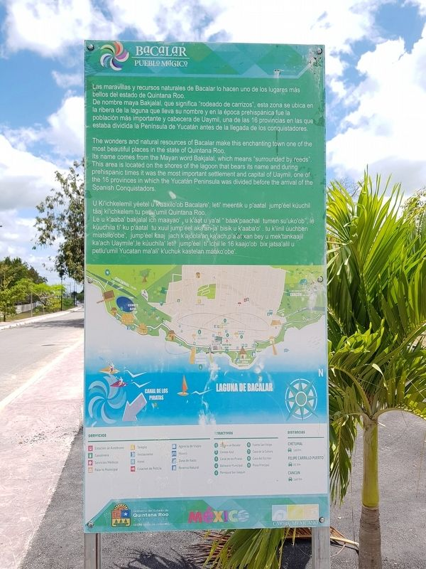 Bacalar Marker image. Click for full size.