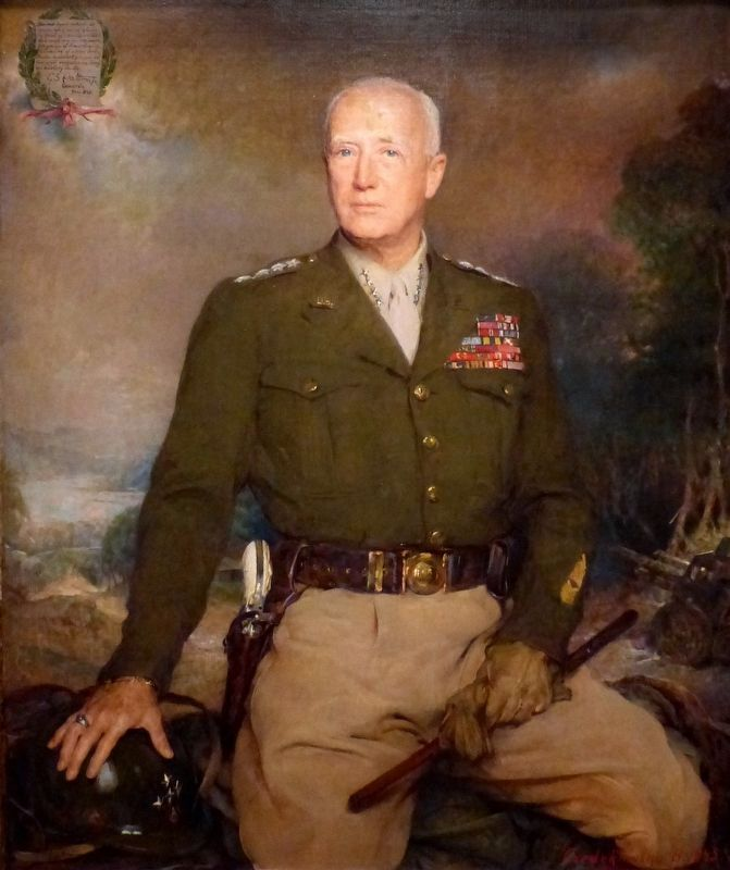 George S. Patton, Jr. image. Click for full size.