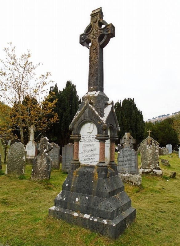 Rev<sup><u>d</u></sup> Edward Rowan Monument image. Click for full size.