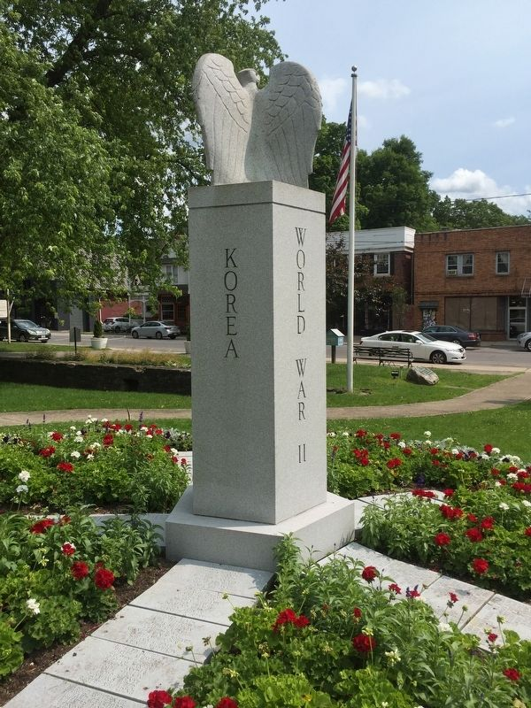 Town of North East War Memorial image. Click for full size.