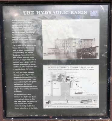 The Hydraulic Basin Marker image. Click for full size.