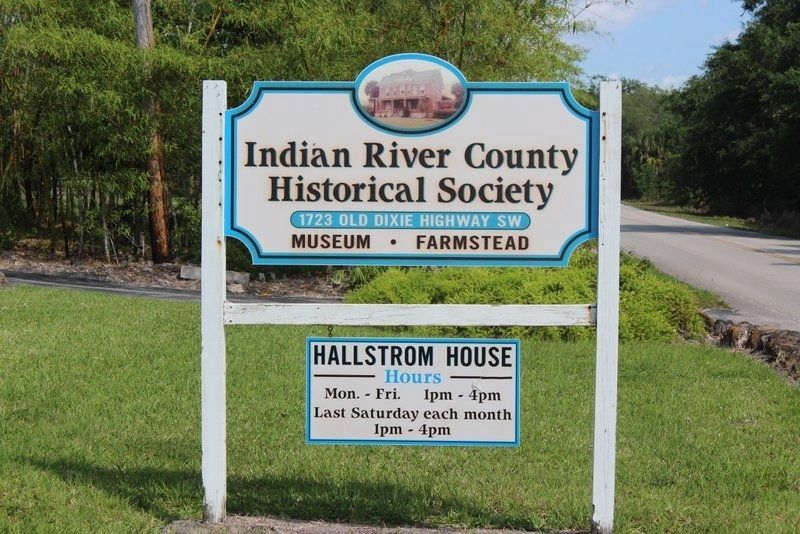 Indian River County Historical Society image. Click for full size.