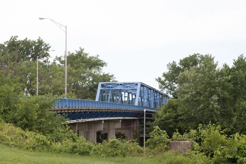 Replacement Bridge Over the Kentucky River image. Click for full size.