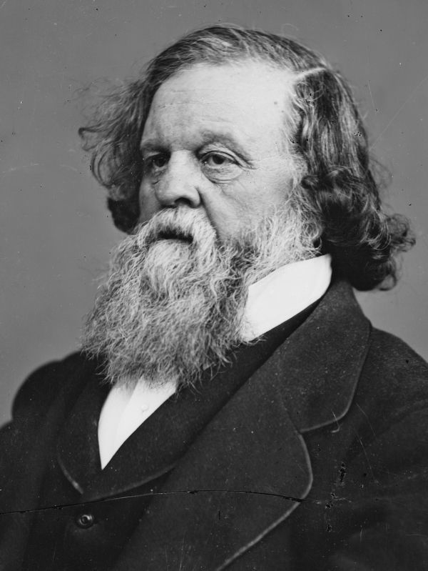 Hon. Howell Cobb of Georgia image. Click for full size.