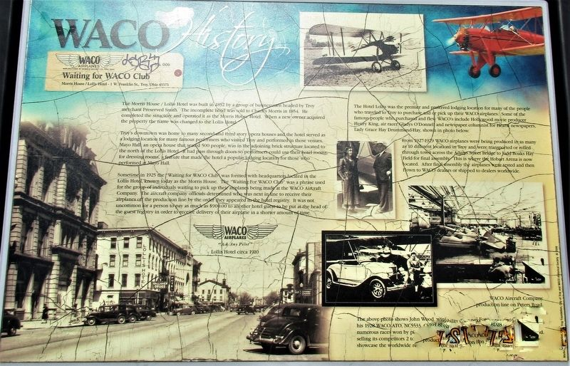 WACO Marker image. Click for full size.