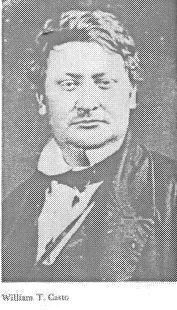 Mr. William T. Casto (1824–1862), Challenger image. Click for full size.