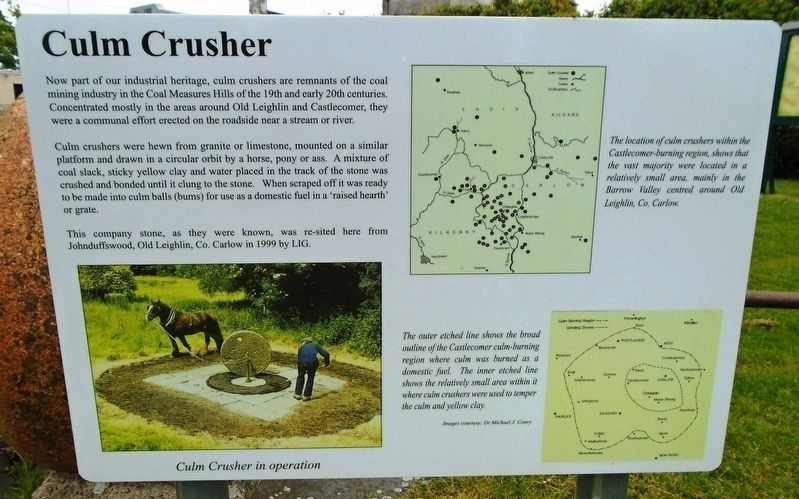 Culm Crusher Marker image. Click for full size.
