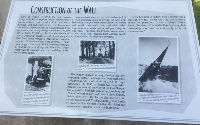 Construction of the Wall Marker image. Click for full size.
