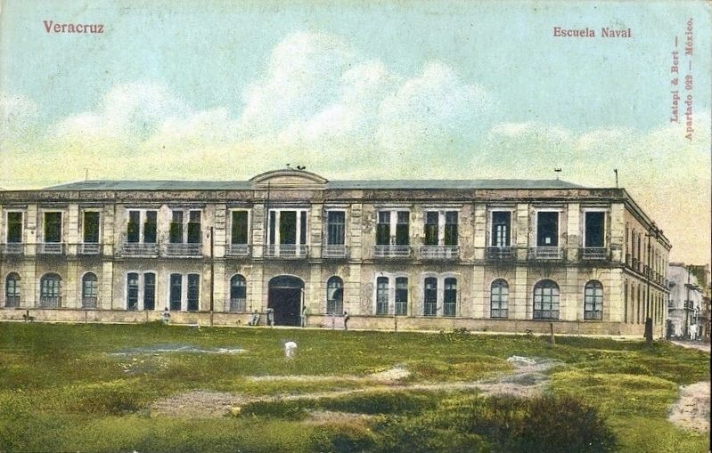 <i>Escuela Naval</i> image. Click for full size.