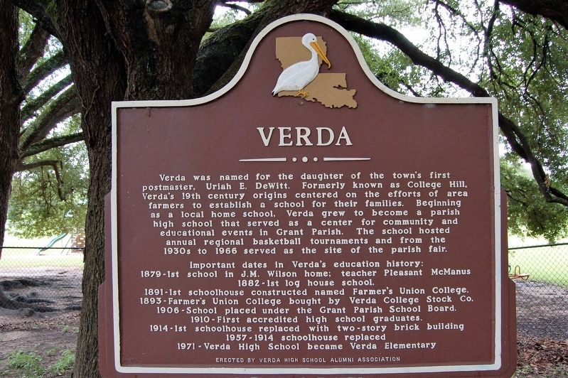 Verda Marker image. Click for full size.