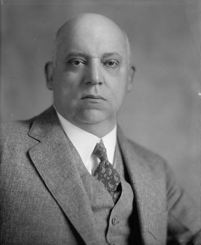 Augustus Owsley Stanley I (May 21, 1867 – August 12, 1958) image. Click for full size.