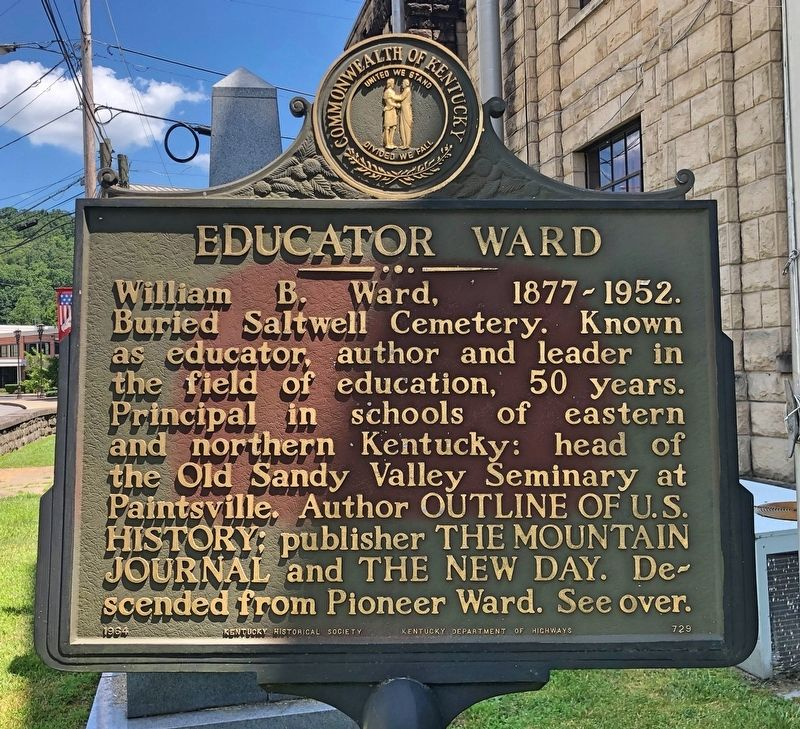 Educator Ward Marker image. Click for full size.