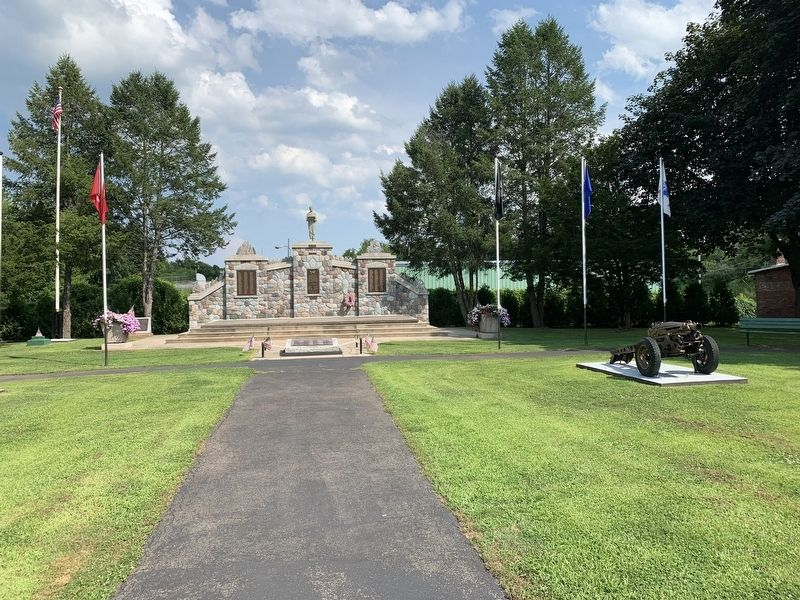 5th Ward War Memorial image. Click for full size.