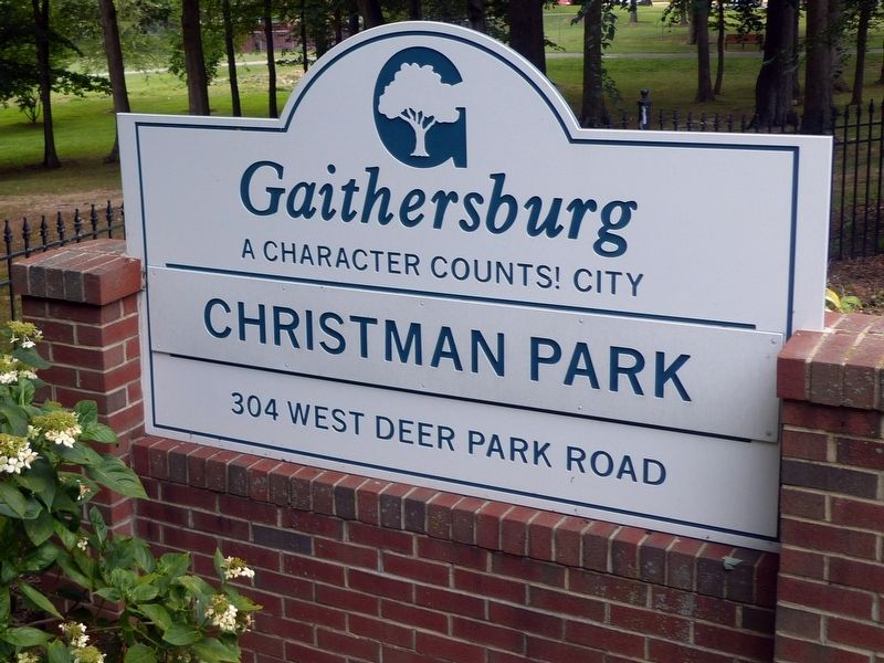 Christman Park image. Click for full size.