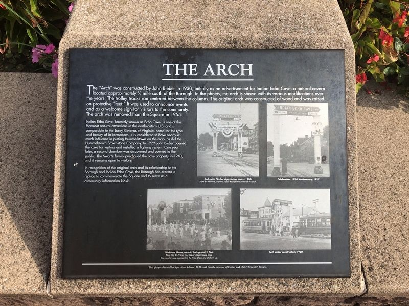 The Arch Marker image. Click for full size.