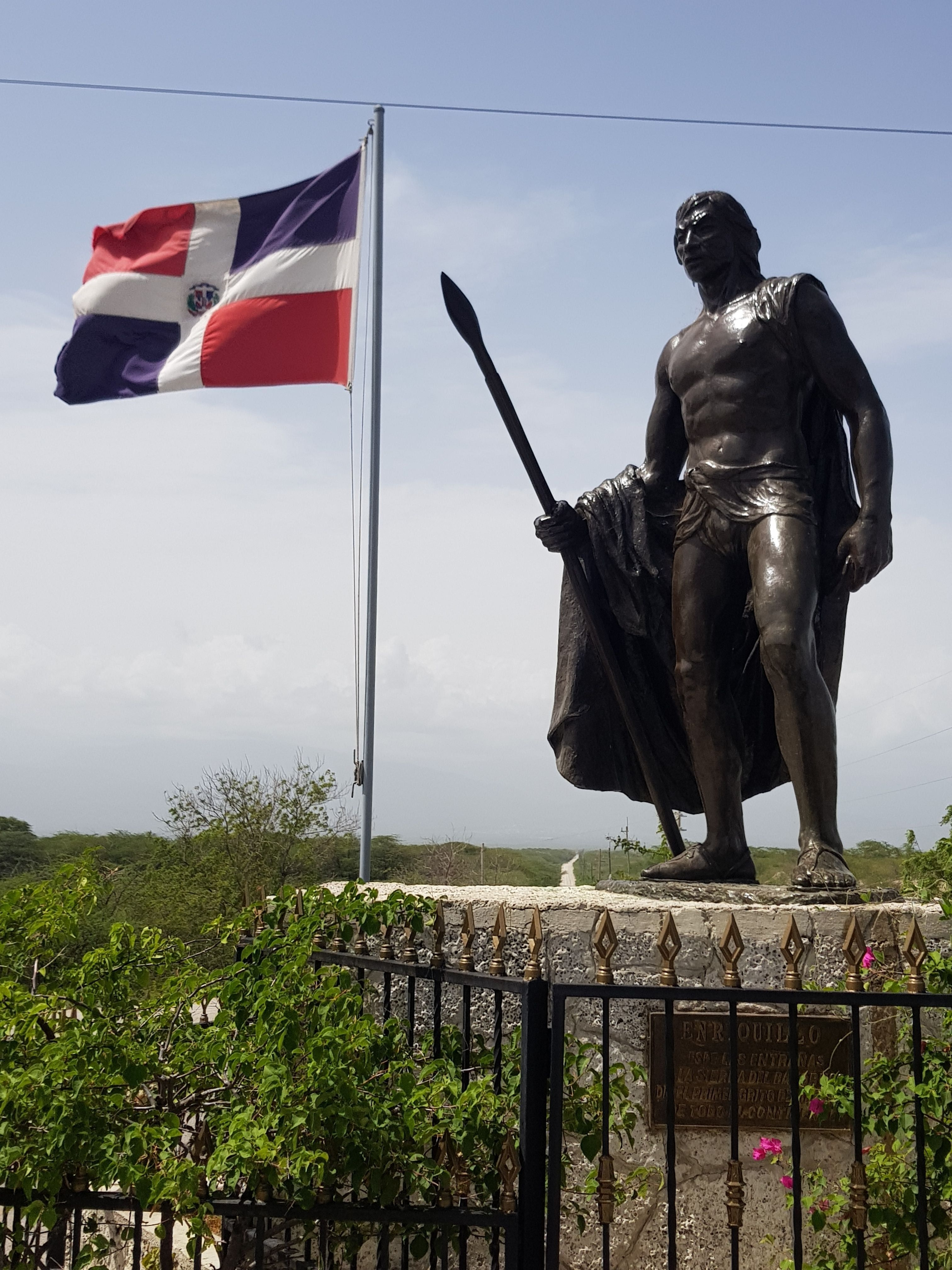 Enriquillo and Marker