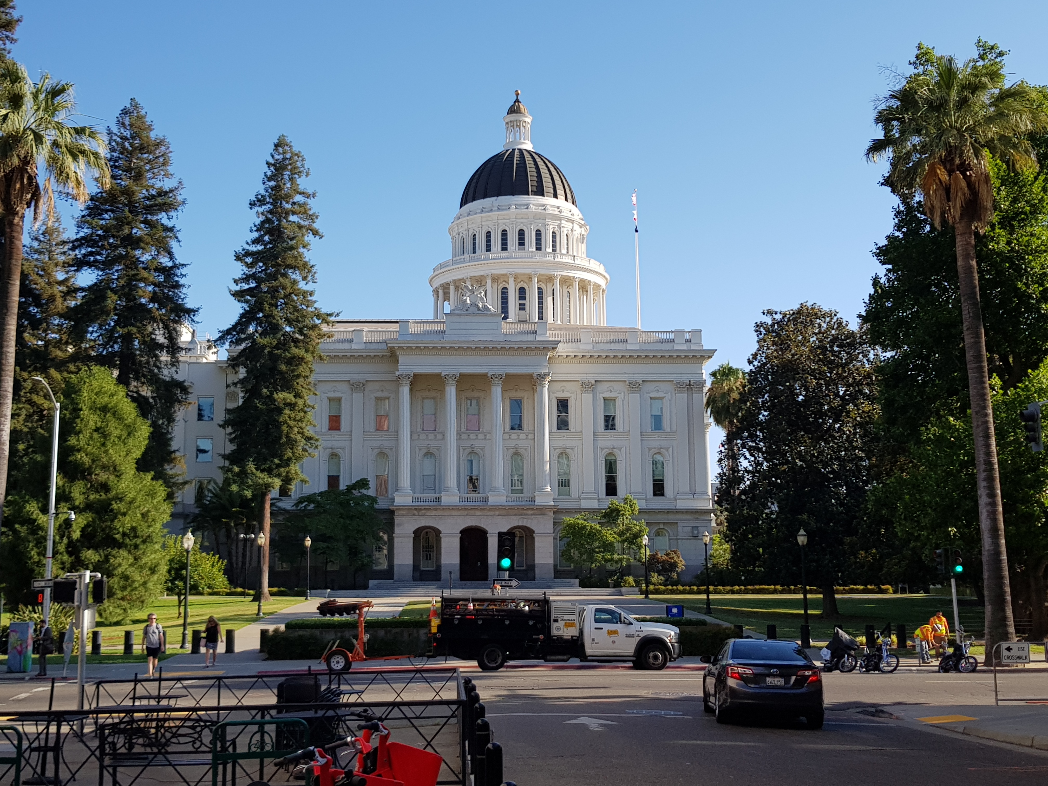 The California State Capitol
