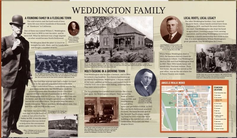 Weddington Marker image. Click for full size.