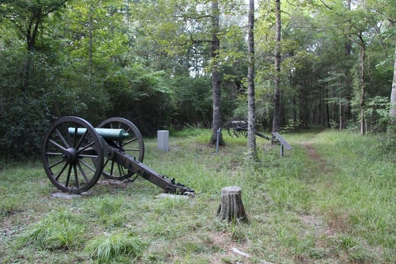 Scott's Tennessee Battery Marker image. Click for full size.