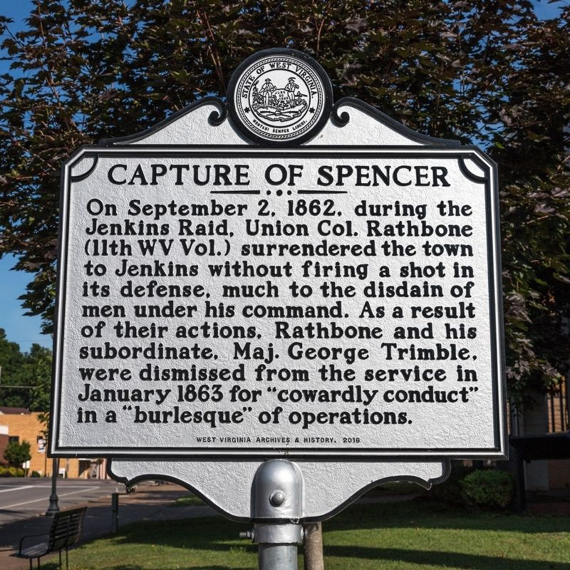Capture of Spencer Marker image. Click for full size.