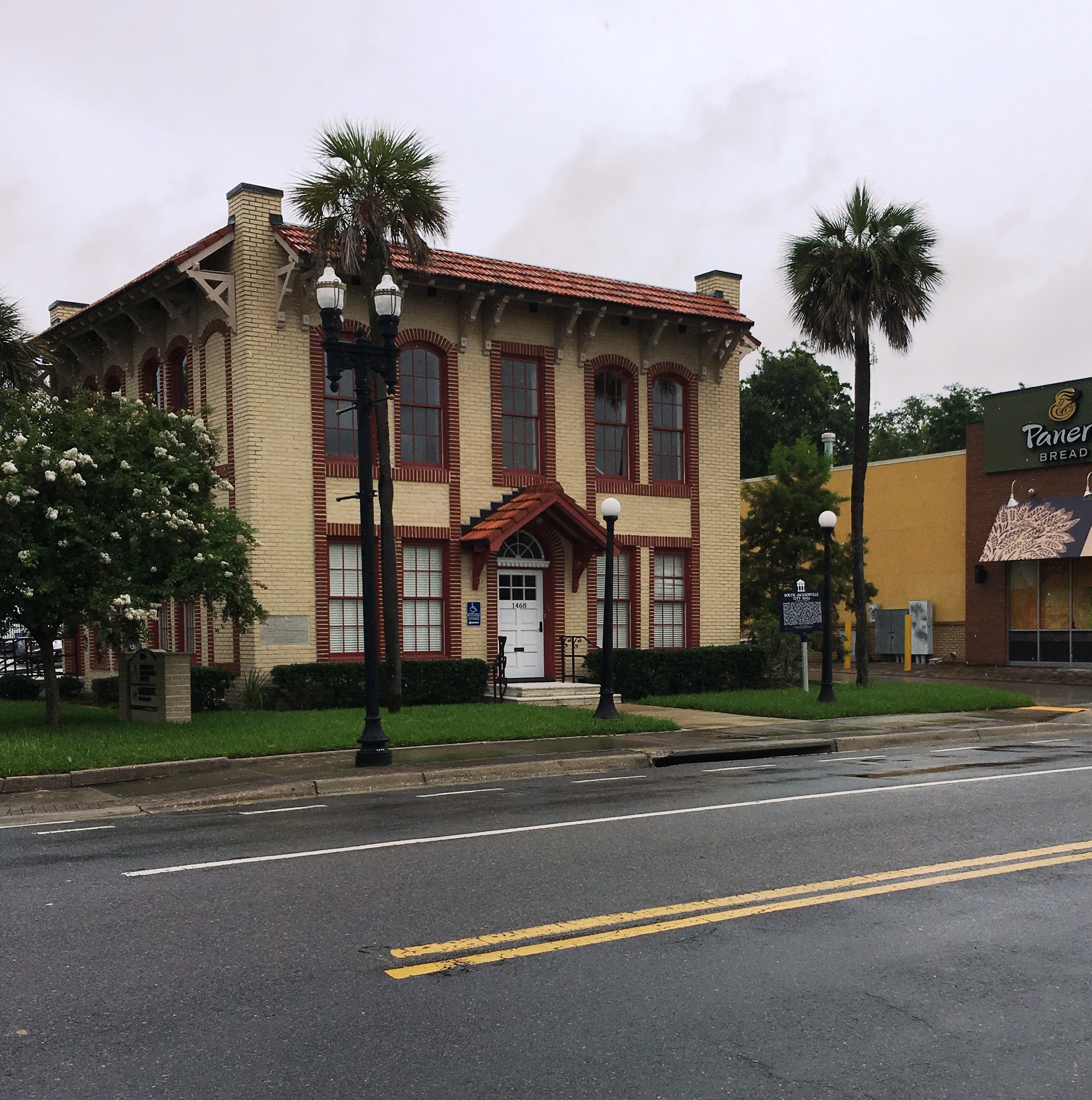 South Jacksonville City Hall