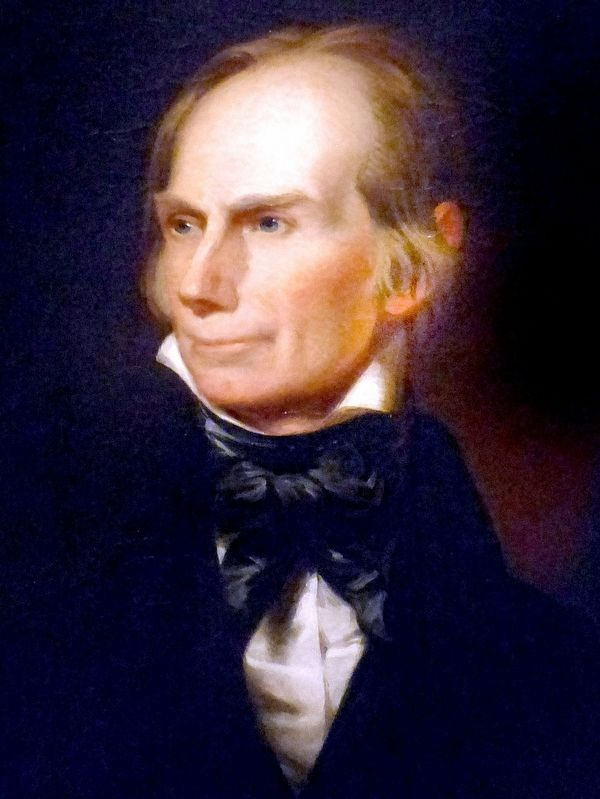 Henry Clay image. Click for full size.