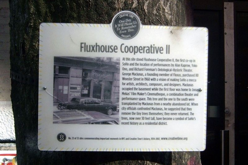 Fluxhouse Cooperative II Marker image. Click for full size.