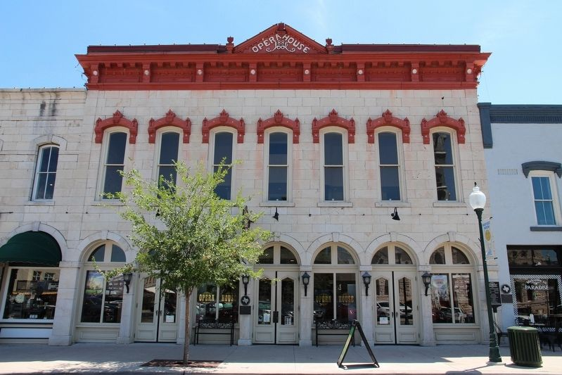 Granbury Opera House image. Click for full size.