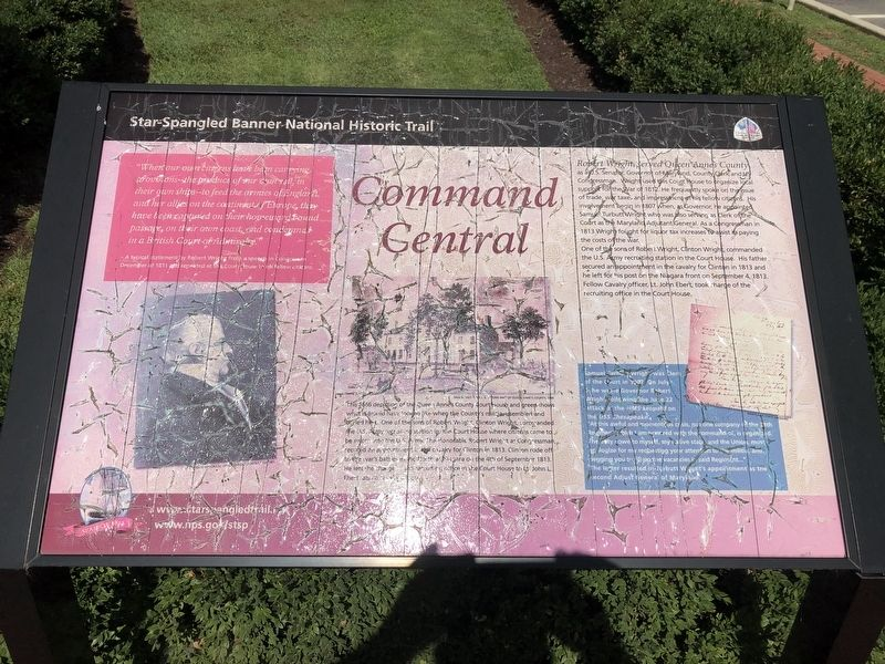 Command Central Marker image. Click for full size.