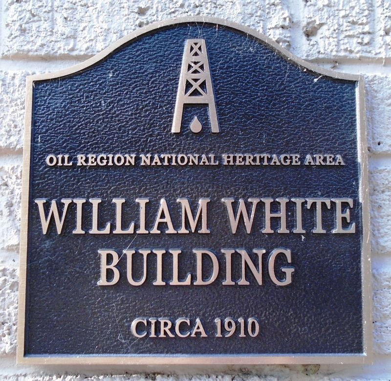 William White Building Marker image. Click for full size.