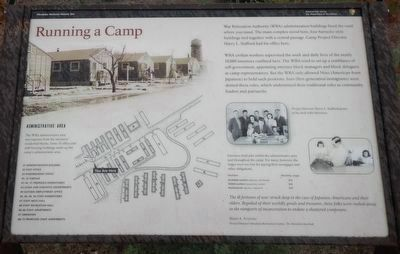 Running a Camp Marker image. Click for full size.