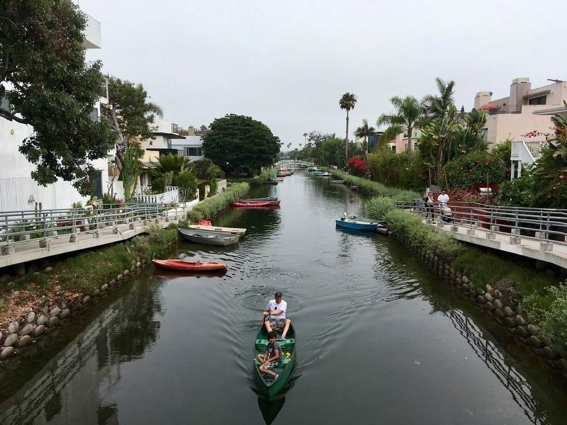 Venice Canals image. Click for full size.