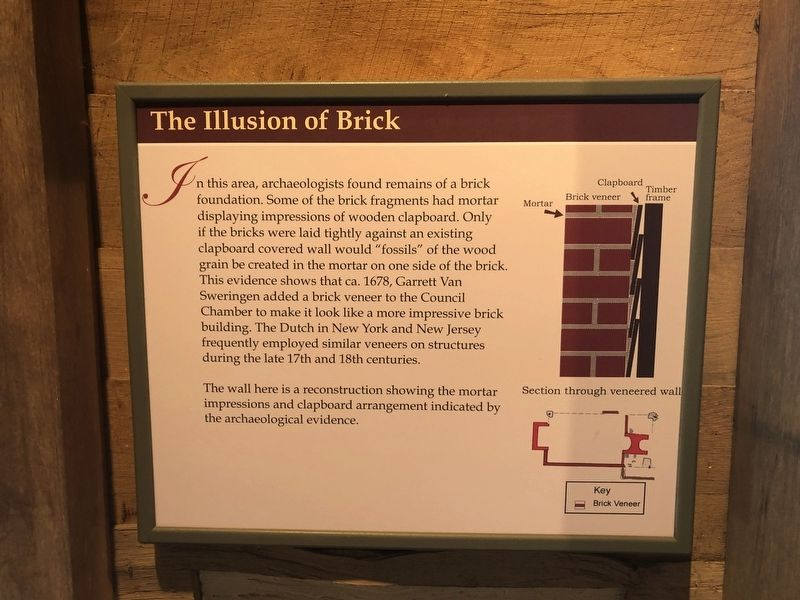 The Illusion of Brick Marker image. Click for full size.
