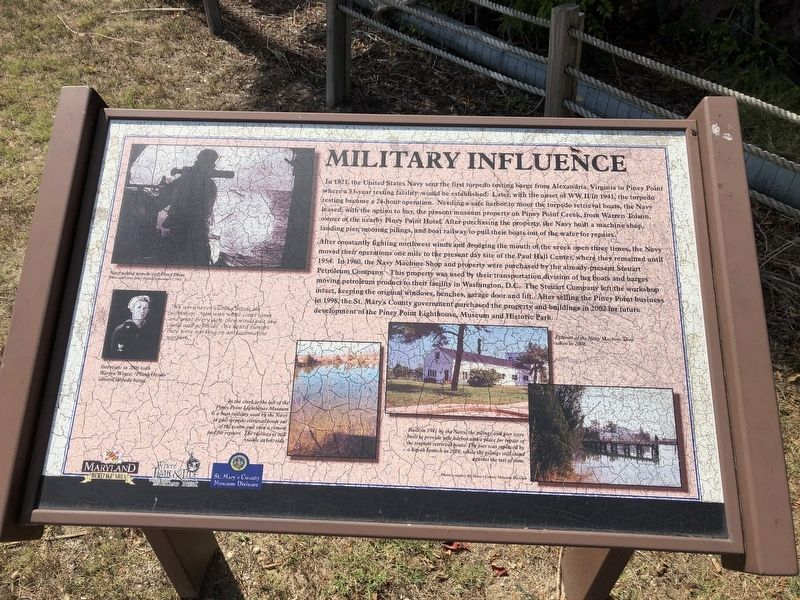 Military Influence Marker image. Click for full size.