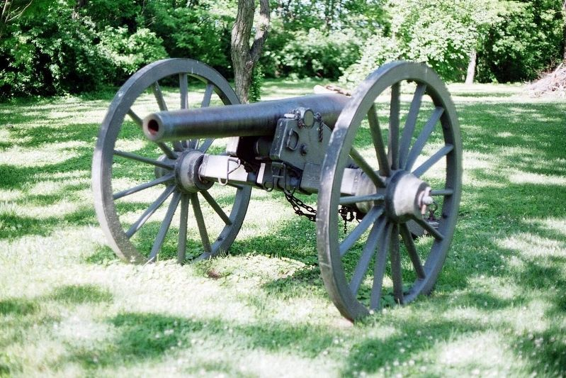 "3"" Ordinance Rifle image. Click for full size."