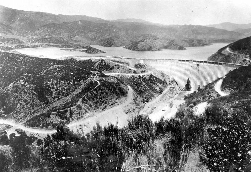 St. Francis Dam image. Click for full size.