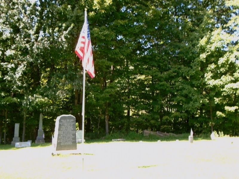 Unreturned Civil War Soldiers Monument image. Click for full size.