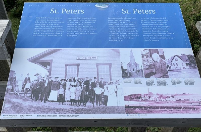 St. Peters Marker image. Click for full size.